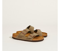 Sandale 'Arizona' Stein