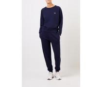 Sweatshirt 'Tricolor Fox' Marineblau