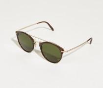 Sonnenbrille 'Remick' Braun