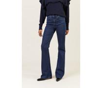 Jeans 'Lisha Slim Illusion' Blau