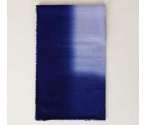 Cashmere Tuch 'Fiji' Royalblau - Cashmere