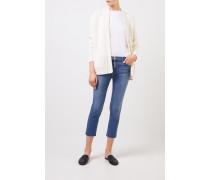 Straight Leg Jeans 'Lovesick' Blau