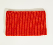 Cashmere-Schlauch-Schal 'Hastings' Rot
