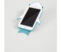 IPhone 7-Case in Haioptik Azur