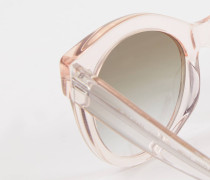 Sonnenbrille 'Georgica' Transparent