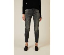 Skinny Jeans ' Boy Skinny' Grau