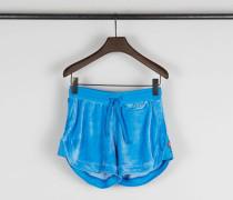 Kurze Jogginghose 'Venture' Blau