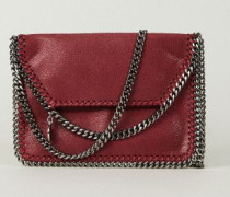 Tasche 'Purse Shiny Dotted' Red Wood