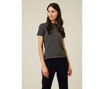 Cashmere-Shirt Grau - Cashmere