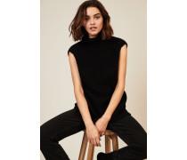 Cashmere-Pullunder 'Andes' Schwarz - Cashmere