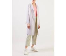 Cashmere Pullover V-Neck Coral