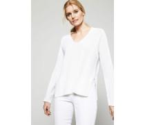 Cashmere-Pullover 'Golda' Weiß - Cashmere