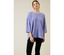 Cashmere Pullover 'Somerset' Blau - Cashmere