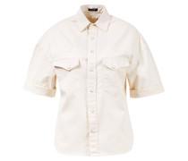 Kurzarm Baumwoll-Shirt 'Cowboy' Crème