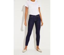 Skinny Jeans 'The Skinny Crop' Blau