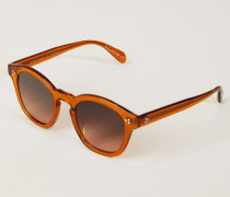Sonnenbrille 'Boudreau L.A.' Orange
