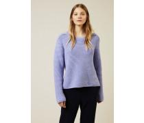 Cashmere Pullover 'Spitsbergen' Blau - Cashmere