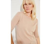 Cashmere Shirt 'Lynn' Beige -