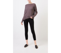 Jeans 'The Legging Ankle' Schwarz