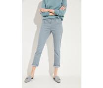 Jeans in Blau