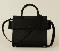 Tasche 'Horizon Mini' Schwarz - Leder