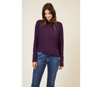 Cashmere-Pullover Violett - Cashmere