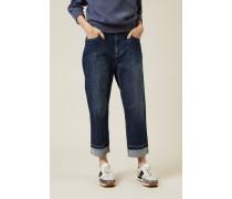 Jeans 'The Skater Jean' Denimblau