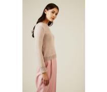 Cashmere-Strickpullover 'Essea' Rosé - Cashmere