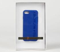IPhone 7-Case 'Logo' Brigth Blue
