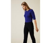 Cashmere Pullover 'Lynn' Royalblau