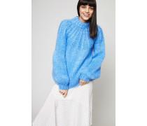 Handgestrickter Pullover 'The Juillard Mohair' Marina