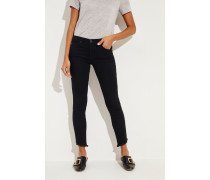 Jeans 'The Prima Ankle' Schwarz