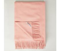 Klassischer Wollschal 'Canada New' Pale Pink