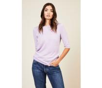 Cashmere-Pullover 'Carolin' Flieder - Cashmere
