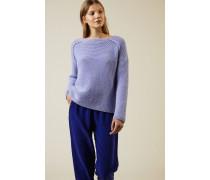 Cashmere Pullover 'Southhampton' Blau - Cashmere