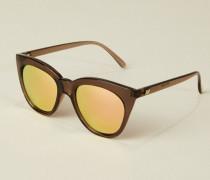 Sonnenbrille 'Halfmoon Magic' Rosé