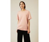 T-Shirt 'Nash Face' Pale Pink - 100% Baumwolle
