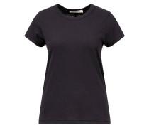 Klassisches T-Shirt mit Rundhalsausschnitt
