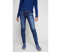 Skinny Jeans 'The Prima' Blau