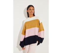 Alpaca-Woll-Pullover 'Kazia' Multi