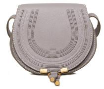 Umhängetasche 'Marcie Mini Saddle' Cashmere Grey