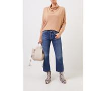 Cashmere Pullover Camel -