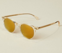 Sonnenbrille 'Delray' Gold
