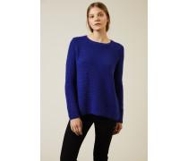 Cashmere Pullover 'Santorin' Royalblau
