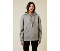 Sweatshirt 'Farris Face' Grau