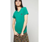 T-Shirt 'Uma' Bright Grün - 100% Baumwolle