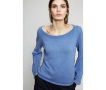 Cashmere Pullover Blau - Cashmere