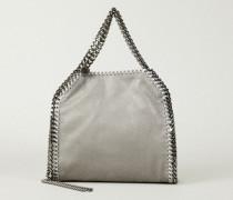 Tasche 'Falabella Mini 3' Grau