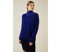 Cashmere-Pullover 'Cayo' Royalblau - Cashmere