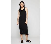 Jersey-Kleid 'Ornelly' Schwarz